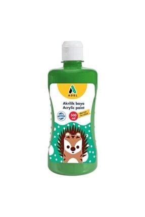Adel Akrilik Boya Yeşil 500 Ml