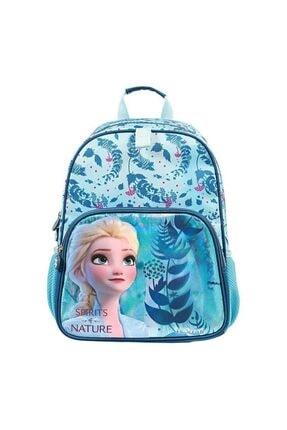 Frozen Mavi İlkokul Sırt Çantası