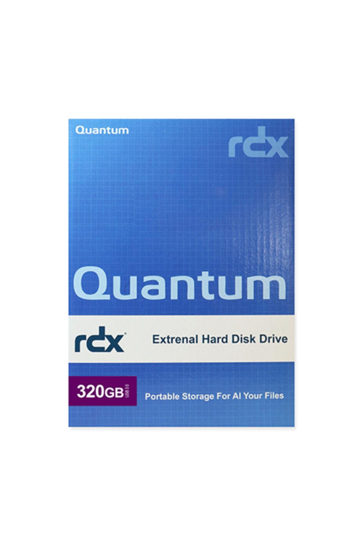 Quantum Taşınabilir Hard Disk 1