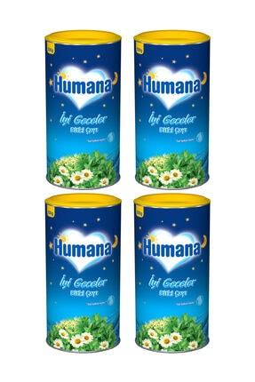 Humana İyi Geceler Bitki Çayı 200 gr 4 Adet