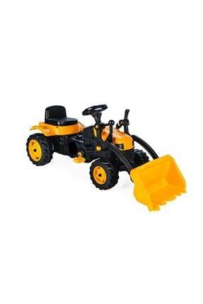 PİLSAN Sarı Active Kepçeli Traktör 07315