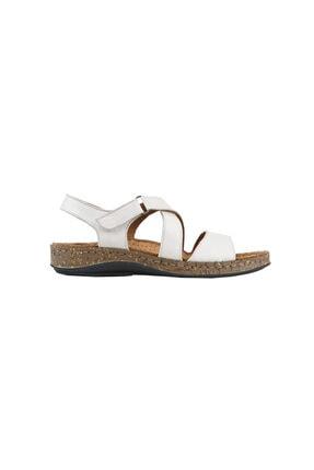 Greyder Kadın Krem Sandalet 0Y2FS57346