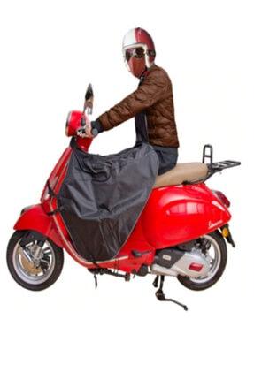Carneil Okkored Motosiklet Diz Örtüsü Rüzgar Yağmur Koruyucu Soğuk Geçirmez Siperlik Rüzgarlık 547r