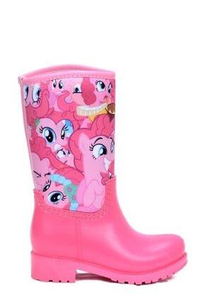 Lisanslı Markalar Little Pony Kız Çocuk Pembe Yağmur Çizmesi