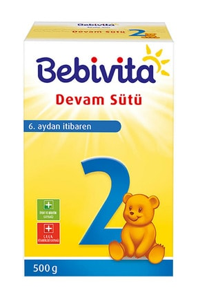 Bebivita 2 Numara Devam Sütü 500 gr
