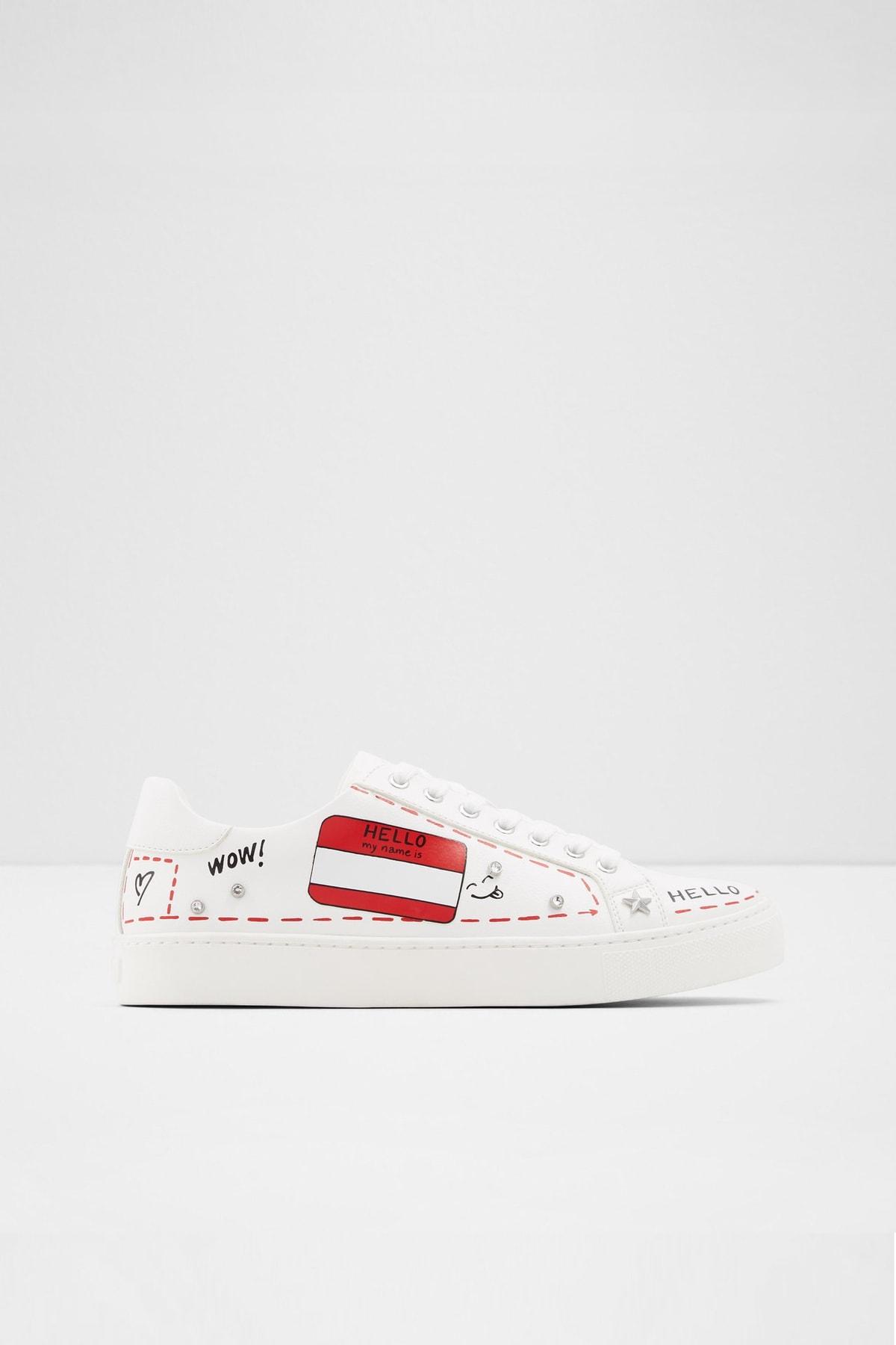 Aldo Kadın Beyaz Sneaker Ayakkabı 1
