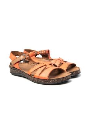 Greyder Kadın Nar Cıcegı Sandalet 0Y2FS53394