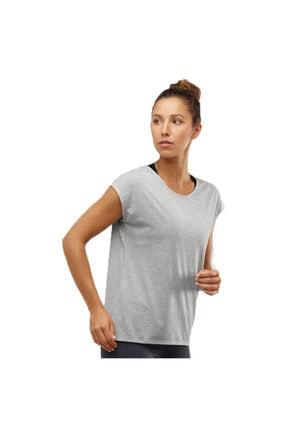 Salomon Kadın Gri Comet  T-shirt