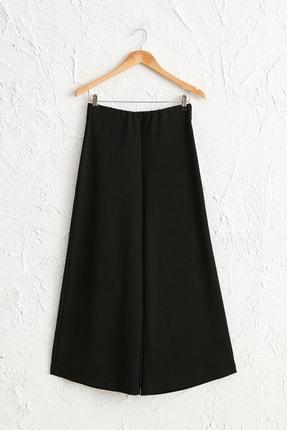 LC Waikiki Kadın Yeni Siyah Pantolon 0WH796Z8