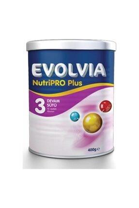 Evolvia Nutripro Plus 3 Devam Sütü 400 gr