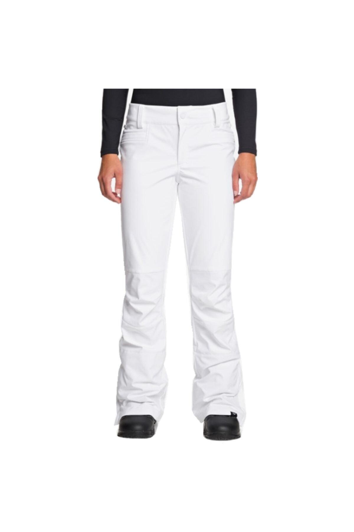 Roxy Kadın Beyaz Creek Kayak Pantolon 1