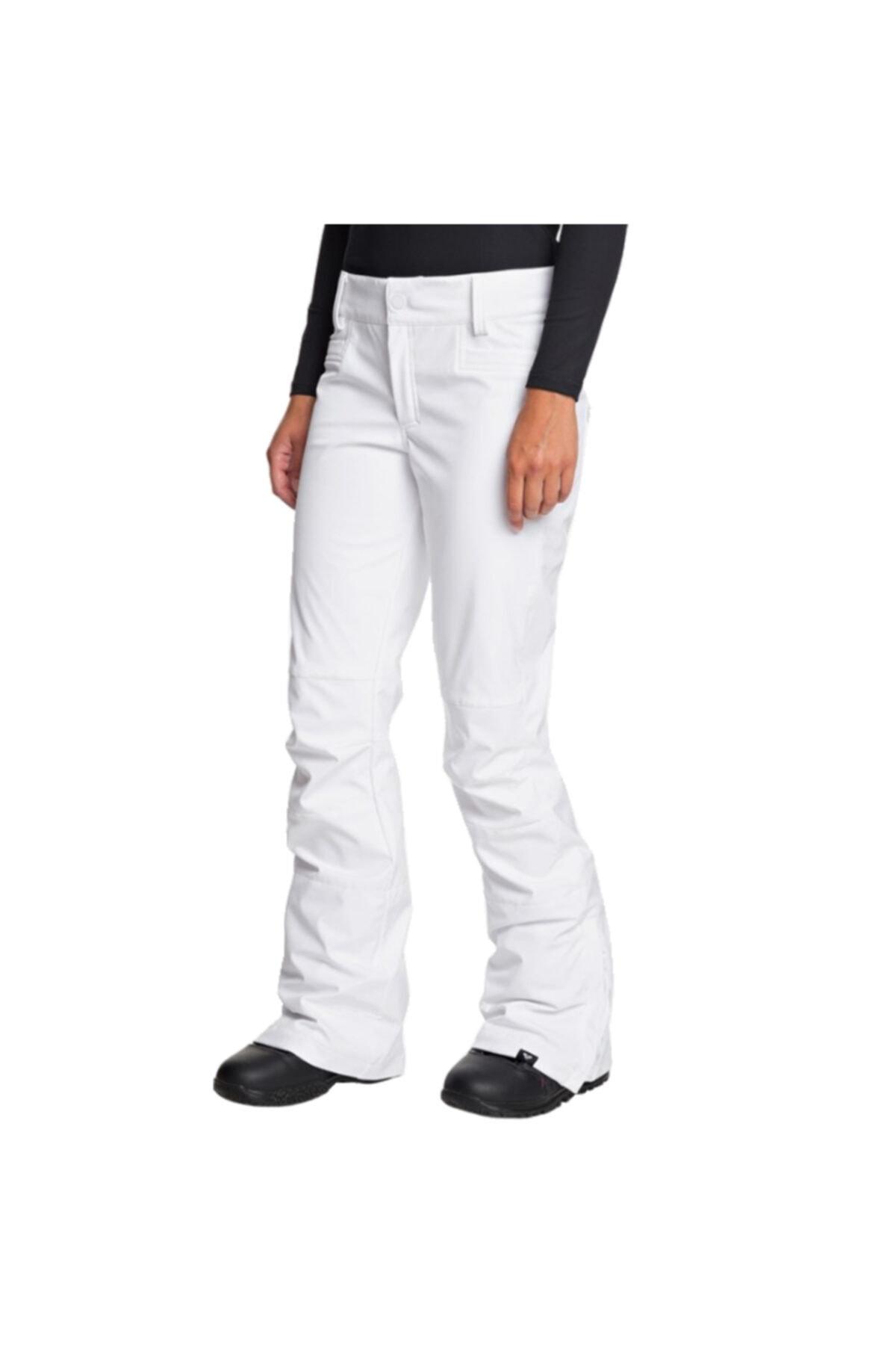Roxy Kadın Beyaz Creek Kayak Pantolon 2