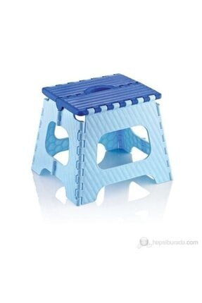 HOBBY LİFE Plastik Kale Katlanır Tabure (20,5 X 20,5 X 10)