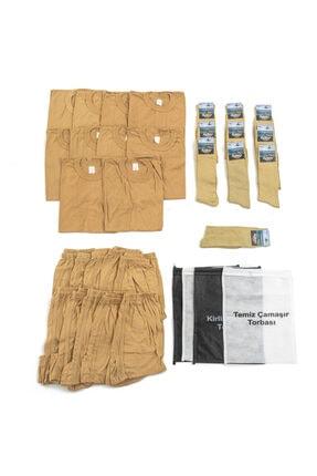 ALTINPAMUK Bedelli Askerlik Giyim Paketi 15'li