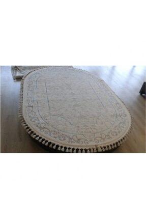 Pierre Cardin Brooklyn Oval Dekoratif Halı 160x230 cm E505a