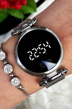 Daniel Klein Kadın Gümüş Renk Kol Saati