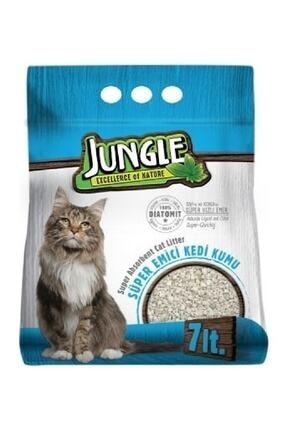 Jungle Diatomit Kedi Kumu 7 lt