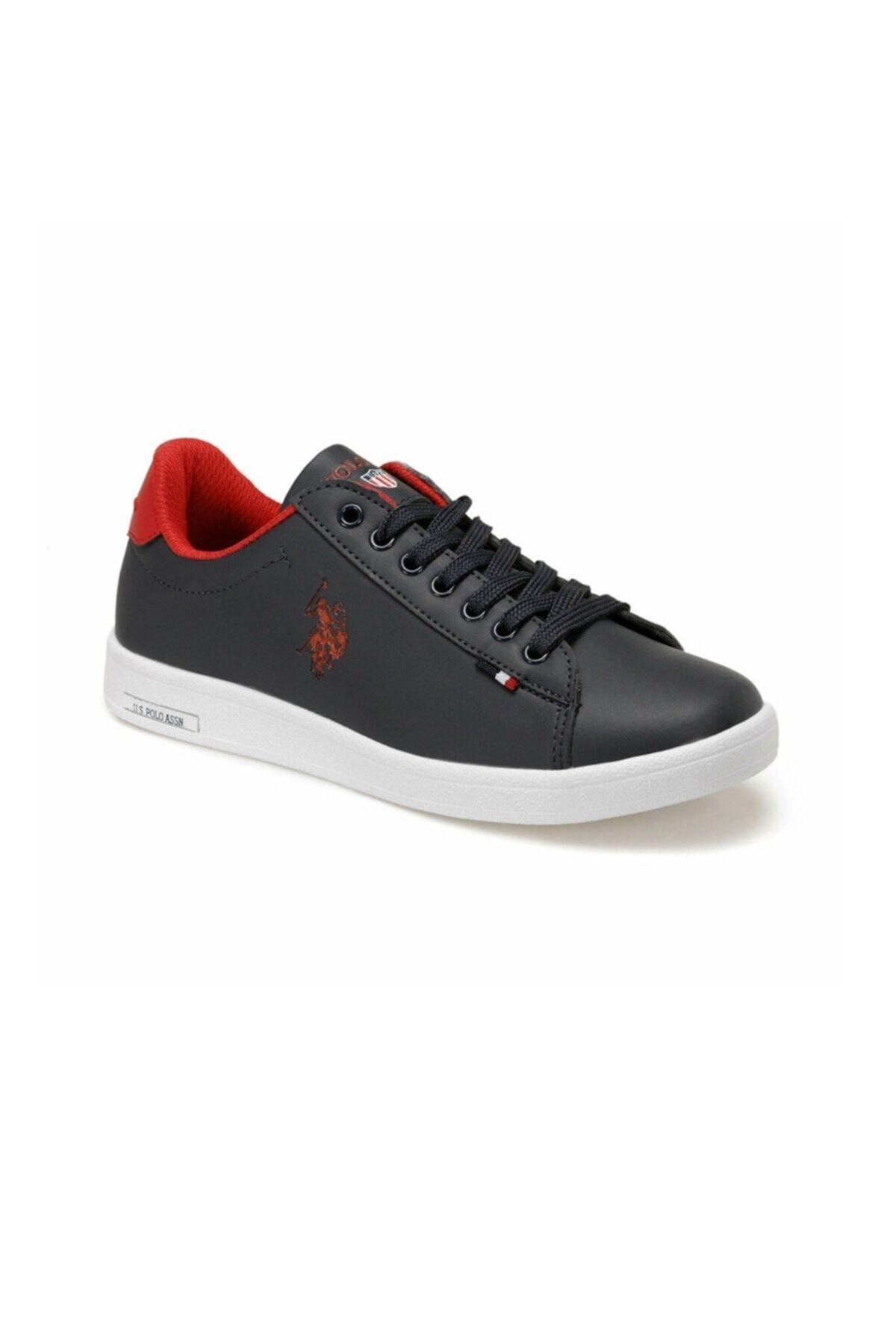 U.S. Polo Assn. FRANCO DHM Lacivert Kadın Sneaker Ayakkabı 100548975 2
