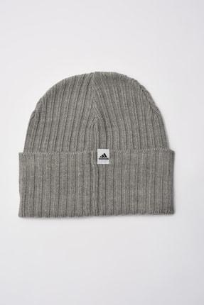 adidas Unisex Şapka Gri - 3S Woolie