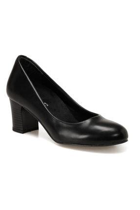 Miss F Kadın Siyah Gova Ayakkabı Dw20028
