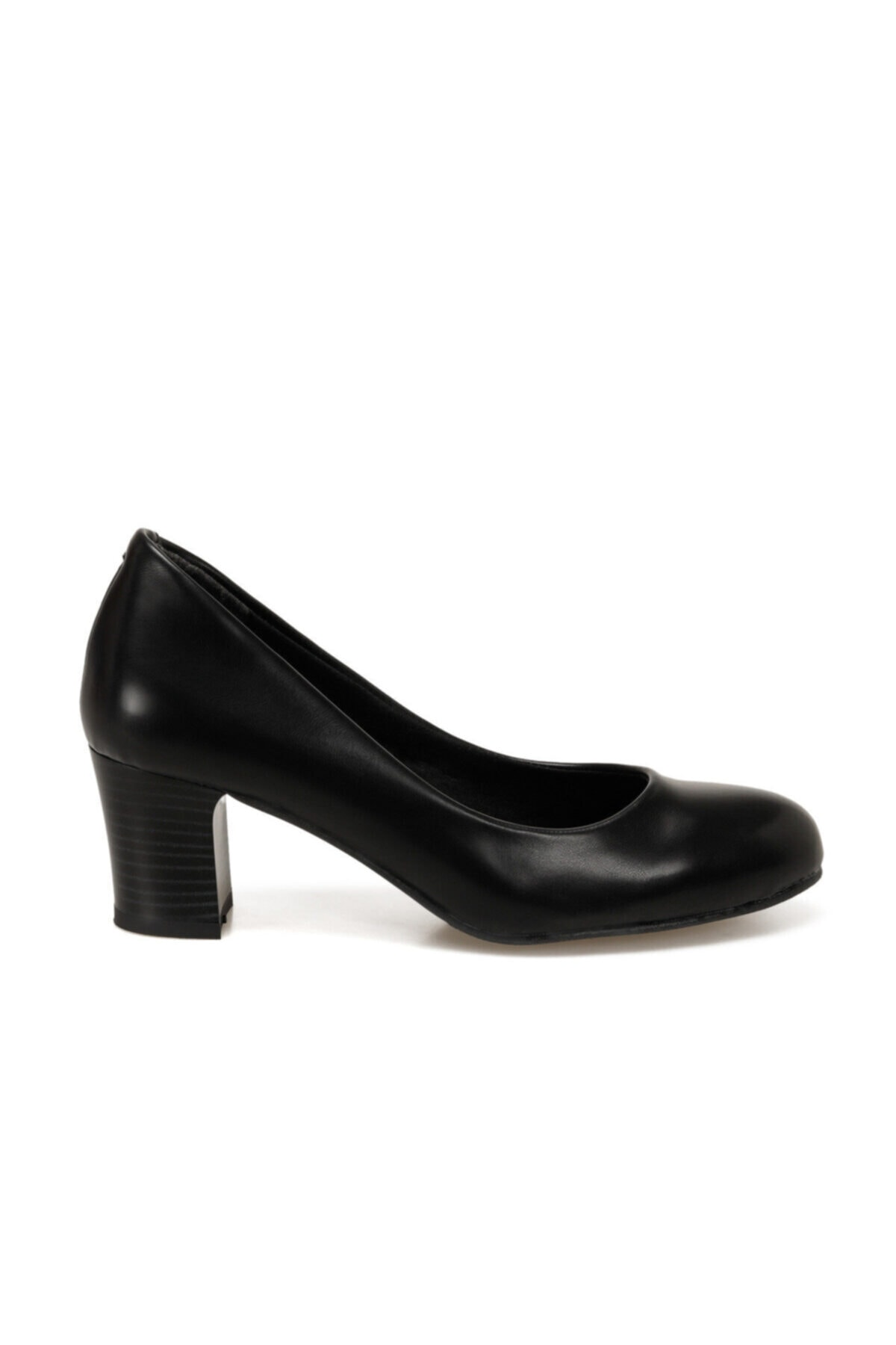 Miss F DW20028 Siyah Kadın Topuklu Ayakkabı 100572125 2