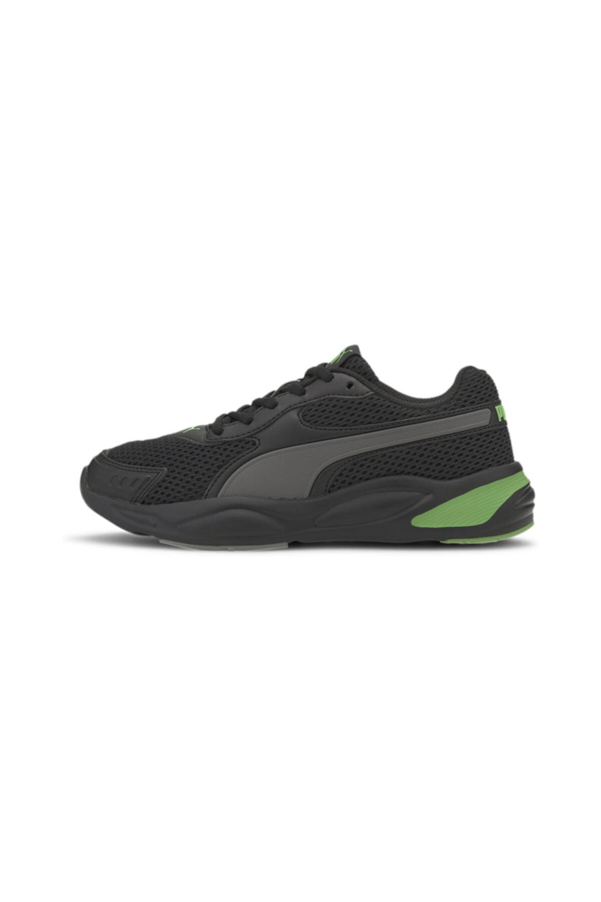 Puma Kadın Siyah 90s Runner Mesh Jr  Ayakkabı 37292605 2