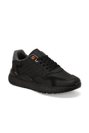 Torex Siyah Erkek Çocuk Koşu Ayakkabısı