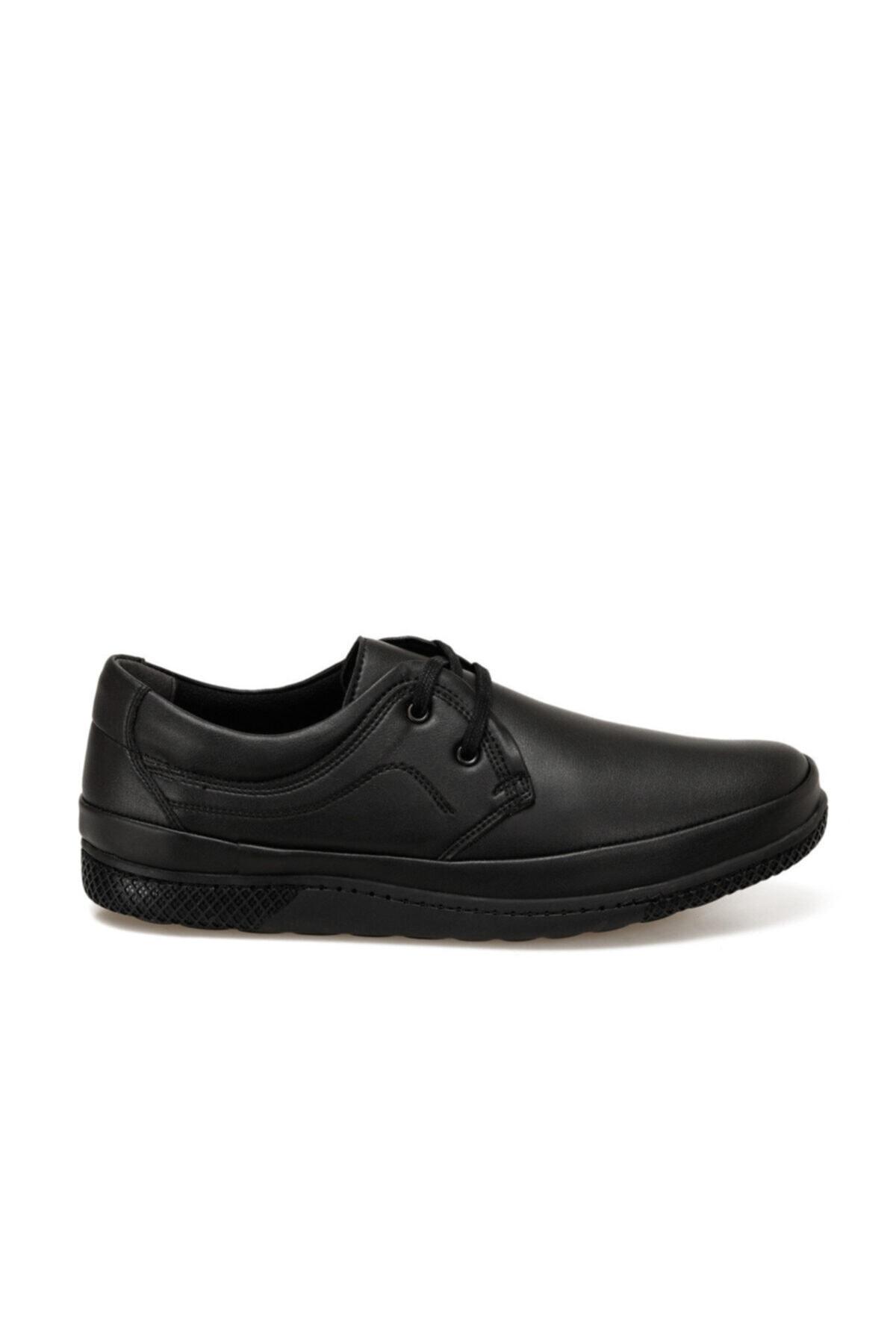 Polaris 160280.M Siyah Erkek Ayakkabı 100546913 2