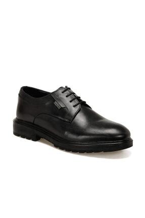 MERCEDES Erkek Siyah Luca Ayakkabı