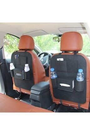 Ankaflex Lifestyle 2li Araba Araç Içi Koltuk Arkası Organizer Koltuk Arkası Eşya Düzenleyici