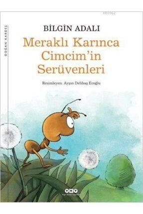 Yapı Kredi Yayınları Meraklı Karınca Cimcim'in Serüvenleri