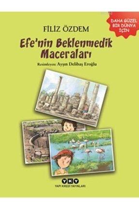 Yapı Kredi Yayınları Efe'nin Beklenmedik Maceraları (9-11 Yaş)