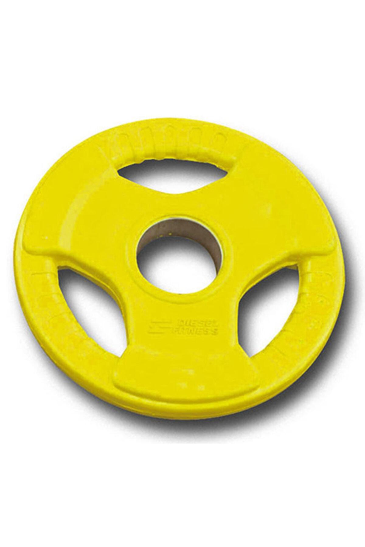 Diesel Rop 4 Olimpik Kauçuk Flanş 1,25kg Sarı 1