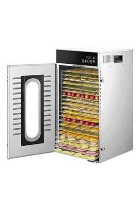 Dalbello Dalle Lt-102 Dijital, Paslanmaz Gıda Ve Meyve Kurutma Makinesi 20