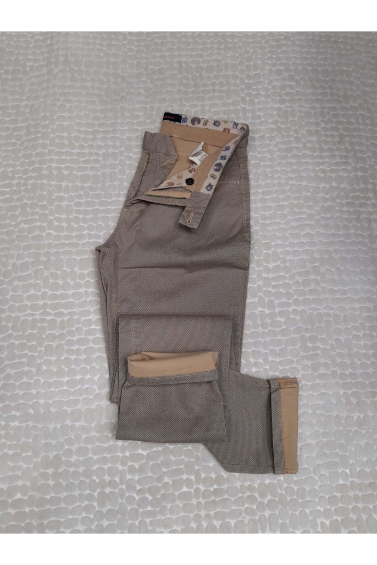 COMİENZO Keten Pantolon 1