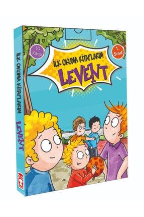 Timaş Yayınları Levent Ilk Okuma Kitaplarım Set 10 Kitap