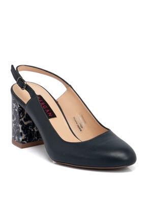 Tergan Kadın Lacivert Ayakkabı 64803o15