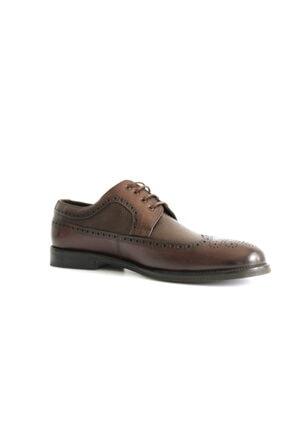 Beta Shoes Erkek Kahve Ayakkabı