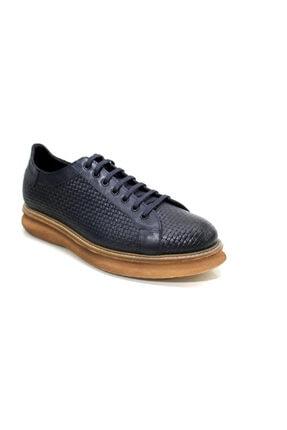 Beta Shoes Erkek Lacivert Ayakkabı