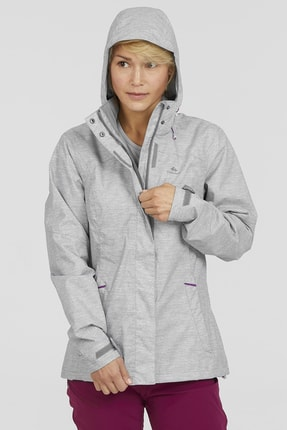 QUECHUA BY DECATHLON JACKET MH100 GREY W
