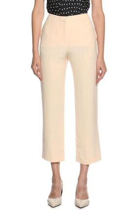 EMANUEL UNGARO Kadın Ekru Pantolon