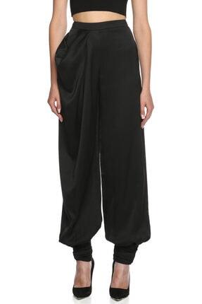EMANUEL UNGARO Kadın Siyah Pantolon