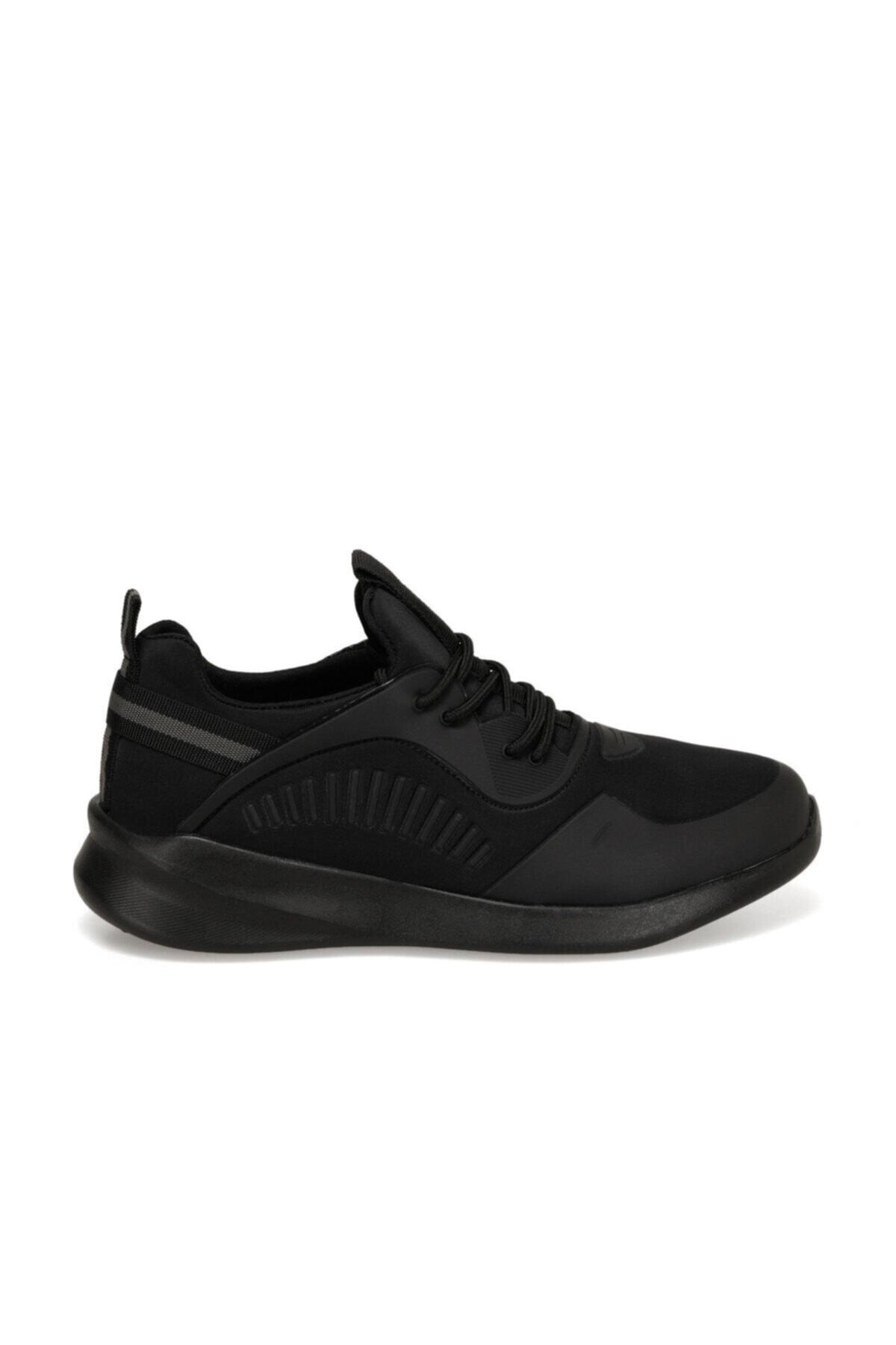 FORESTER EC-1085 Siyah Erkek Kalın Taban Sneaker Spor Ayakkabı 100569789 2
