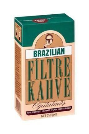 Mehmet Efendi Brazilian Filtre Kahve 250 gr 3'lü Set