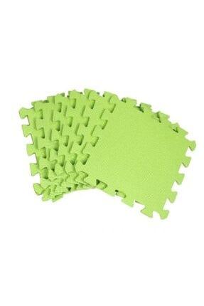 Entude Yeşil Yer Karosu 6 Adet Puzzle Çocuk Oyun Yer Matı