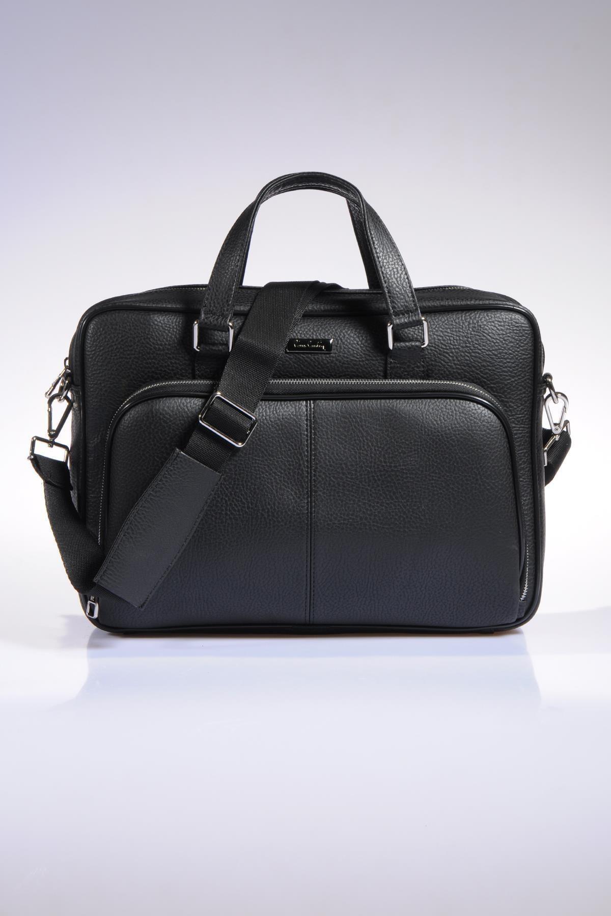 Pierre Cardin Laptop Çantası Siyah PC1116 2