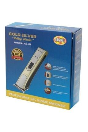 POYRAZ GOLD SİLVER Gold Silver Gs-128 Tıraş Makinesi