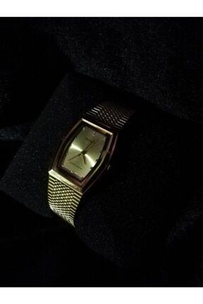 Orient Metal Örgü Kordon Kadın Kol Saati