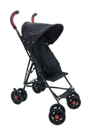 Babybass Unisex Bebek Siyah Baston Puset