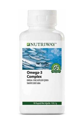 Amway Omega 3 Complex Nutrıway